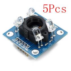 5Pcs GY-31 TCS3200 Color Sensor Recognition Module For Arduino5