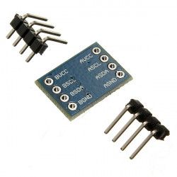 5Pcs I2C IIC Level Conversion Module Sensor 5V To 3V System Compatible For Arduino