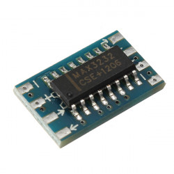 5Pcs Serial Port Mini RS232 To TTL Converter Adapter MAX3232CSE