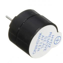 5V Elektromagnetisk Active Buzzer Kontinuerlig Bip Kontinuerligt