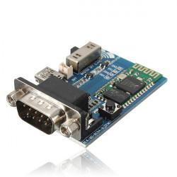 5V RS232 Bluetooth Serial Adapter Kommunikation Master-Slave 2 Lägen