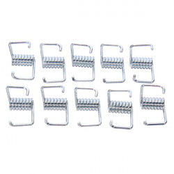 5 X 10Pcs Synchronous Belt Locking Spring For 3D Printer