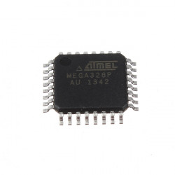 5pcs Microcontroller IC ATMEGA328P-AU TQFP-32 ATMEL Chip