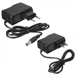 AC 100-240V To DC 9V 1A 1000mA Power Supply Adapter Charger EU/US Plug