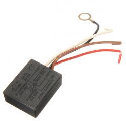 AC 110V 3 Vejs Touch Kontrol Sensor Switch Dimmer Lampe Desk Light Dele