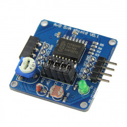AD / DA Schild Modul für Raspberry Pi und Arduino