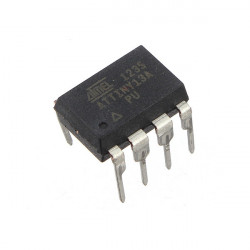 ATmel DIP-8 MCU ATTINY13A-PU AVR Microcontroller IC Chip Flash 20MHz