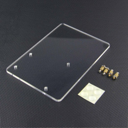 Acrylic Experimental Platform For Arduino UNO R3 Board Fixation