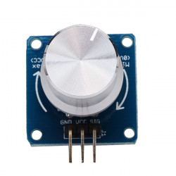 Adjustable Potentiometer Volume Control Knob Switch Rotary Angle Sensor Module For Arduino