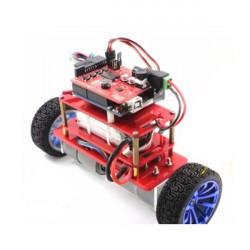 Arduino Baserad Självbalanserande Robot Easy Kit Support WiFi Bluetooth