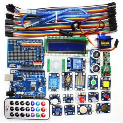 Arduino UNO R3 Avancerad Modul Kit Elektronisk Lärande för Arduino