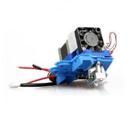 Monterade MakerBot Extruder Head Kit Mk8 Uppgraderad Version för 3D-skrivare