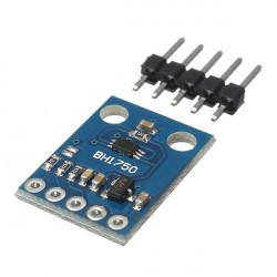 BH1750FVI Digital Ljusintensitet Givarmodul för AVR Arduino 3V-5V Ström