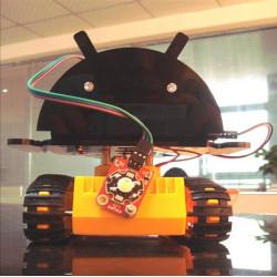Bluetooth Band Smart Band Bil Android Mobiltelefon Kontroll för Arduino