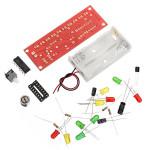CD4017 Röststyrning LED Kit Elektronisk DIY Kit Arduino SCM & 3D-skrivare
