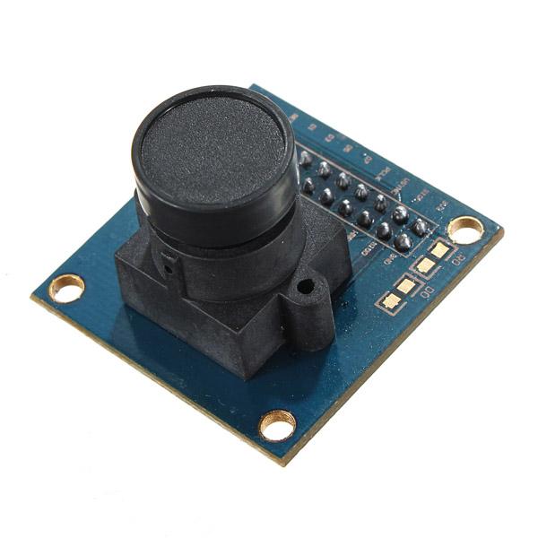 CMOS VGA OV7670 Camera Module Lens SCCB Compatible W/ I2C Interface Arduino SCM & 3D Printer Acc