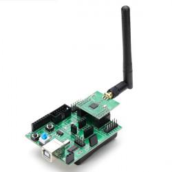 CC2530 ZigBee Utvecklingskort Trådlös Modul med Antenn