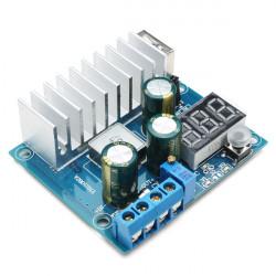 DC-DC Adjustable Digital Converter Step Up Boost Module USB 3-35V
