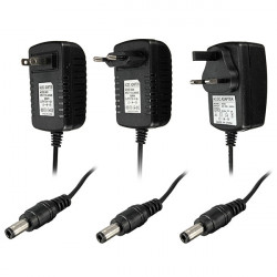 DC 5V 3A AC Adapter Charger Power Supply With Replacement 2.5mm x 5.5mm Center
