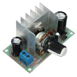 DC/AC To DC LM317 Power Continuous Adjustable Voltage Regulator