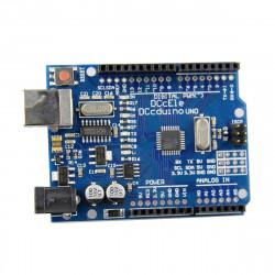 DCCduino ATMEGA328 Utvecklingskort för Arduino UNO R3