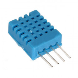 DHT11 Digital Temperature Humidity Sensor Modul Probe för HVAC Arduino 4pin