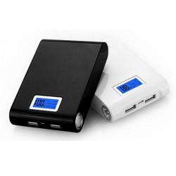 DIY Kit Dual USB 5V 1A 2A Power Bank 18650 Battery Charger Box