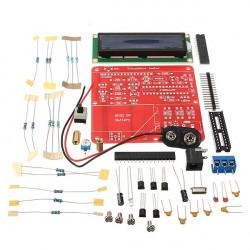DIY Meter Tester Kit för Kapacitans ESR Induktans Motstånd NPN PNP Mosfet M328