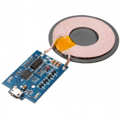 DIY Qi Wireless Charger PCBA Circuit Board With Coil