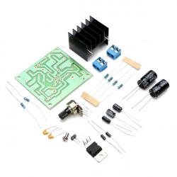 DIY TDA2030A TDA2030 Enbilsväg EffektFörstärkarekort Kit