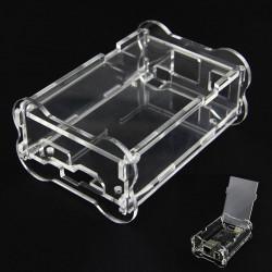 DIY Transparent Acrylic Enclosure Case Box For BeagleBone BB Black