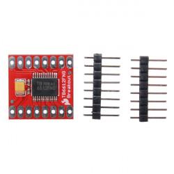 Dual Motor Treiber Modul 1A TB6612FNG für Arduino Mikrocontroller