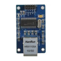 ENC28J60 Ethernet-nätverk Modul SPI Port 25MHz för 51 AVR ARM PIC