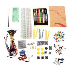 Elektroniske Komponentdele Pack Starter Begynder Kit for UNO Arduino