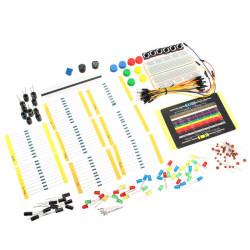 Electronics Fans Components Package Element Parts Kit Set For Arduino