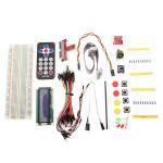 Elektronik Startpaket Basic Kit för Raspberry Pi Arduino SCM & 3D-skrivare
