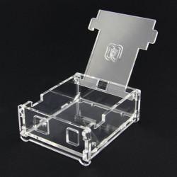 Flip Transparent Acrylic Case Shell für Arduino UNO R3