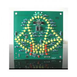 Funny Christmas Shaking Bell Wobbly Windbell Electronic Flash LED DIY Kit