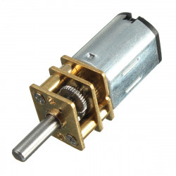 GA12-N20 Mini DC 6V 30 Rpm Gear Motor