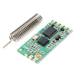 HC-11 433 Wireless Module To Serial C1101 Long Range Module Arduino SCM & 3D Printer Acc