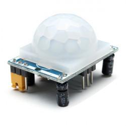HC-SR501 Human Infraröd Sensor Modul Inklusive Lens
