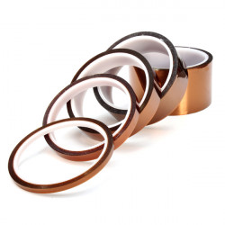 KAPTON TAPE High Temperatur Polyimid Film Heat Resistant Tape 5 Størrelse