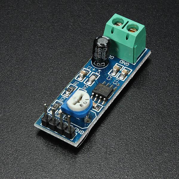 LM386 Audio Verstärker Modul 200 mal Eingang 10K einstellbaren Widerstand Arduino SCM & 3D Drucker