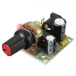 LM386 Mini DC 3V To 12V Amplifier Board Signal Amplifier Module