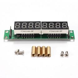 MAX7219 Red 8 Bit Digital Tube LED Display Module For Arduino MCU