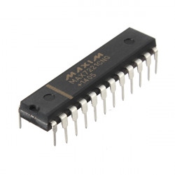 MAX7221CNG MAX7221 8-Digit LED Display Driver IC Chip DIP-24