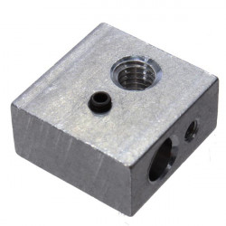 MK7 / Mk8 Varme Aluminium Block for 3D Printer