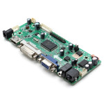 M.NT68676.2A HD Universal LCD Driver Kort HDMI VGA DVI med Ljud Arduino SCM & 3D-skrivare