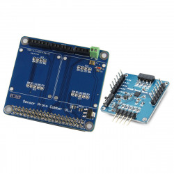 MPR121 Capacitive Touch Sensor Module With Expansion Board For Raspberry Pi Arduino