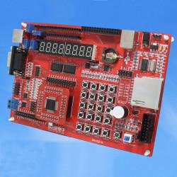 MSP430 Utvecklingskort MSP430F149 MCU Learning Kort DM430-A